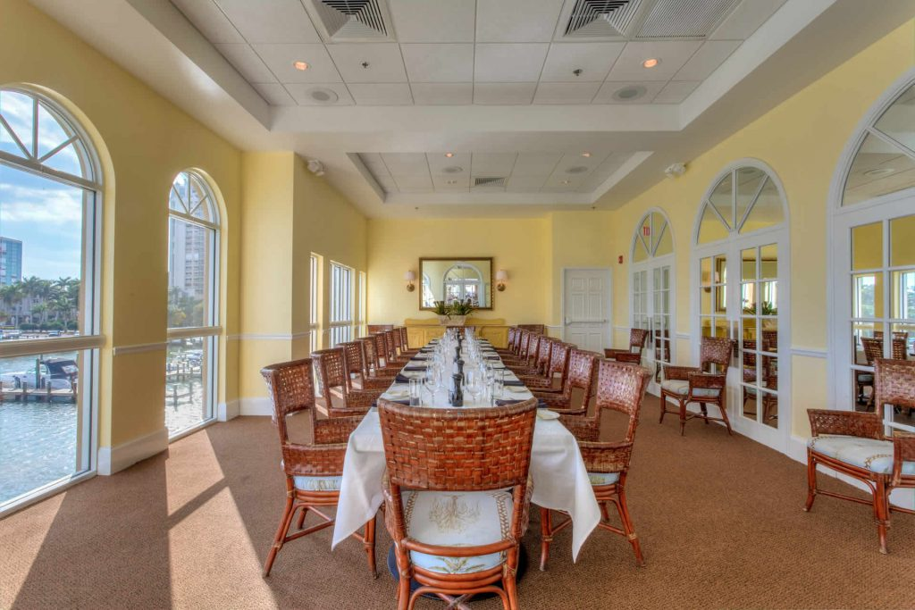 Private Dining Room at Bayside